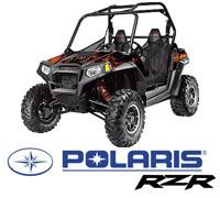 Запчасти для Polaris RZR