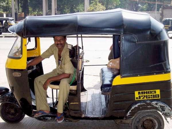 Путешествие на рикше из Лондона в Дели