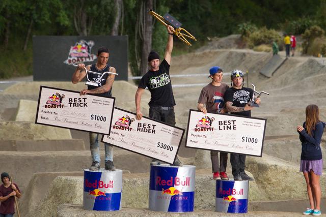 Ведутся работы по подготовке Roast It от Red Bull