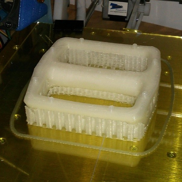 Педали для BMX на 3-D принтере