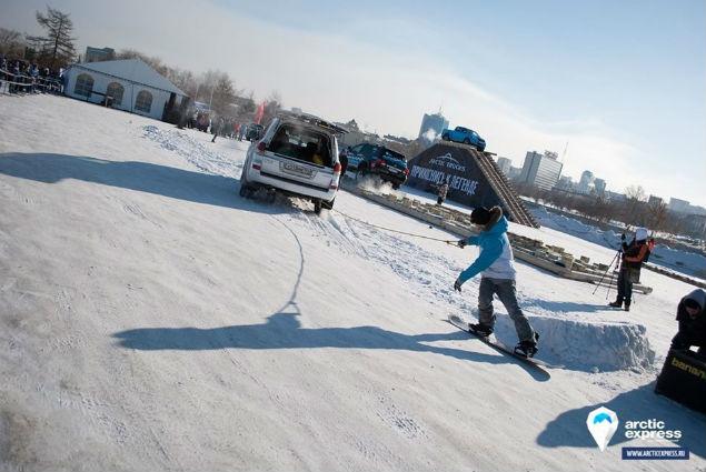 Влад Минин отправится в Арктику на автомобиле