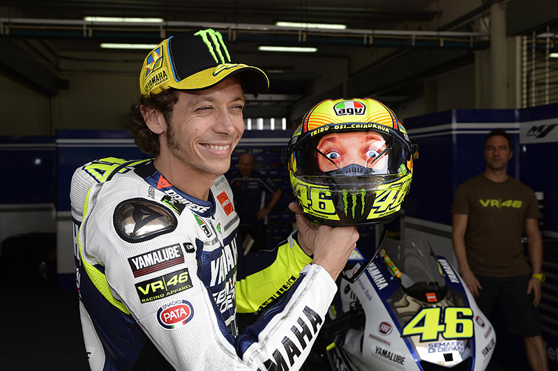 New arrival High quality Valentino Rossi motorcycle helmet