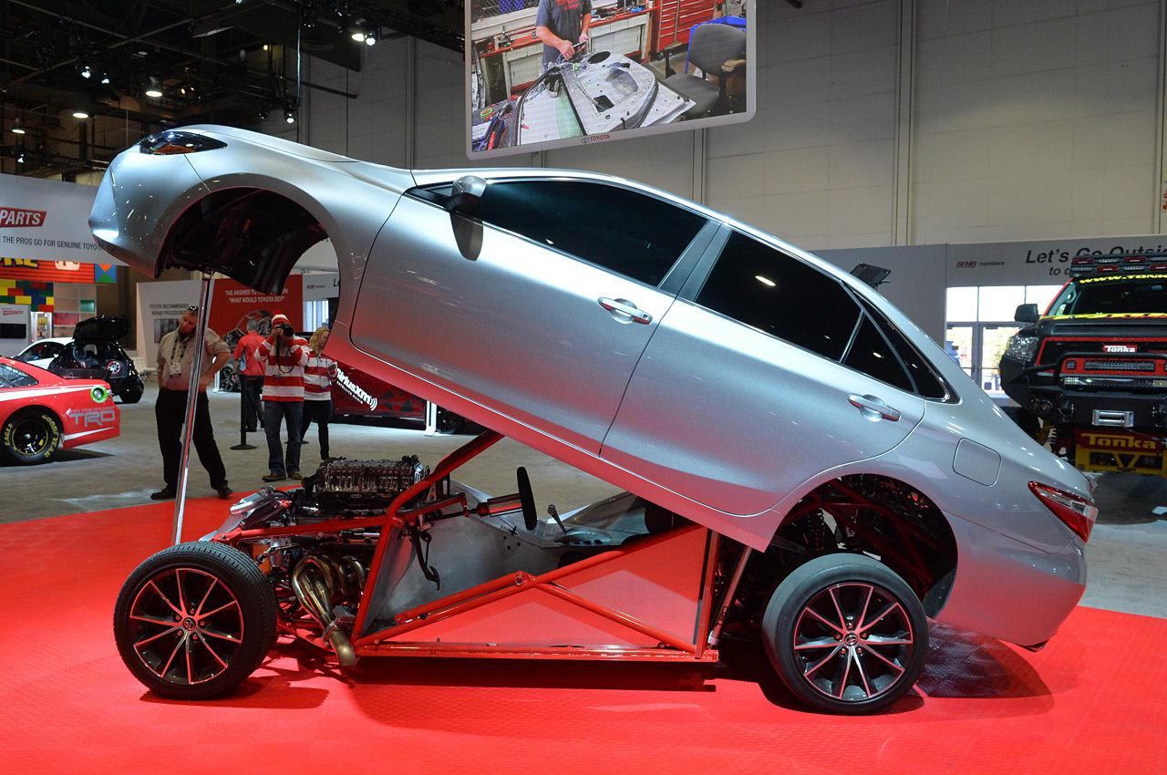 Тойота секвойя 2014 фото