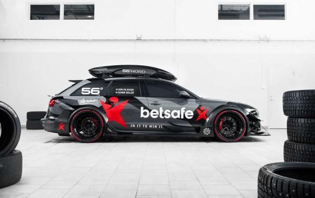 1000-сильная Audi RS6