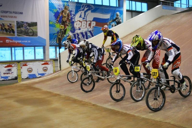 Соревновния по BMX «Saransk Indoor – 2016»