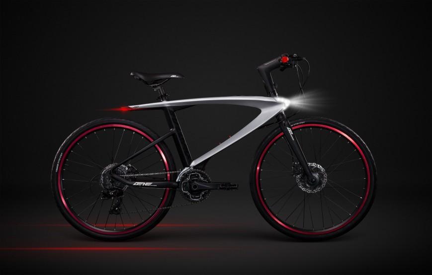 Первый велосипед на Android