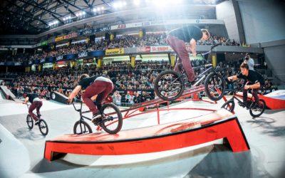 В Таллинне пройдет всемирный фестиваль экстремальных видов спорта Simple Session