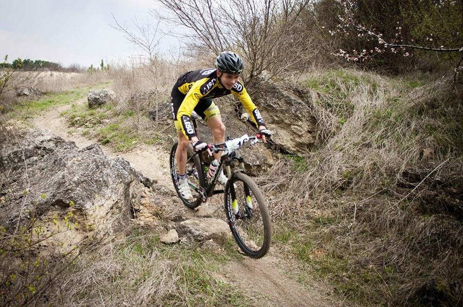 Велогонка «Весенний зной» прошла в Крыму