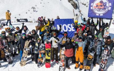 Red Bull Roll the Dice-2016 в Сочи