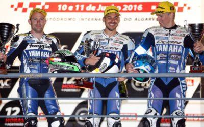 Команда SERT упустила победу GMT94 Yamaha в 12-часовой гонке Портимао