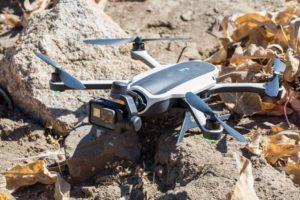 GoPro презентовала летающий дрон Karma