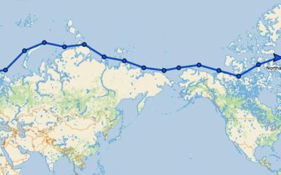 Завершилась экспедиция по Арктике на яхте «Northabout»
