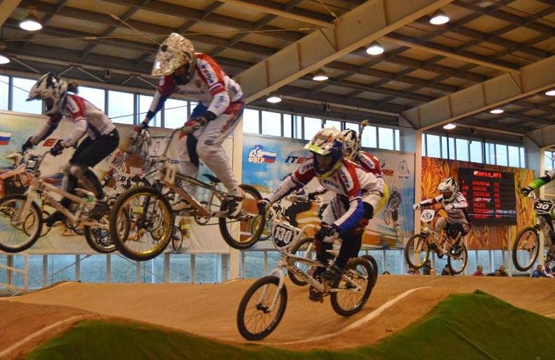 Прошел заключительный этап Кубка России по велоспорту-ВМХ
