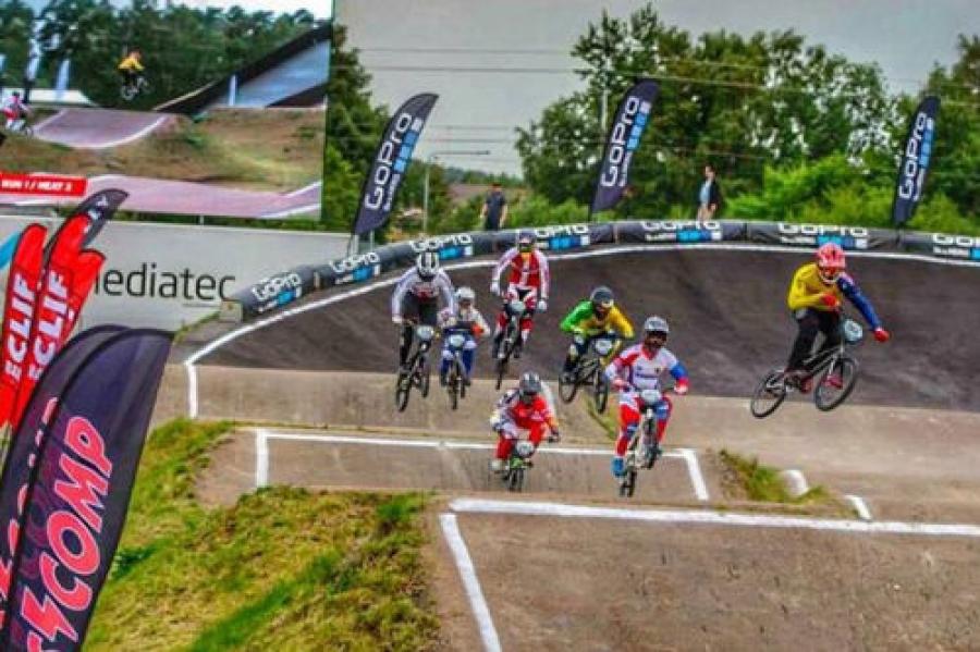 Сборная России по велоспорту-BMX откроет сезон этапом Кубка Европы