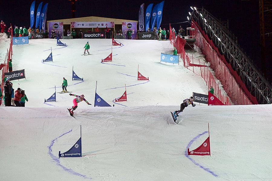 Проведение этапа Кубка мира по сноуборду в Московской области под вопросом