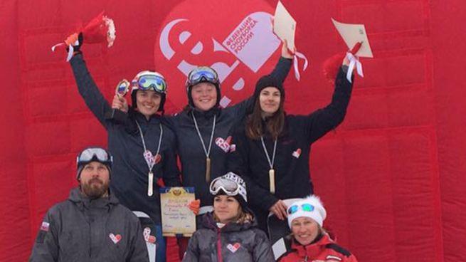 В Чехии стартовало первенство мира по сноуборду