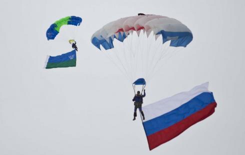 Фестиваль экстремальных видов спорта прошел в Сургуте