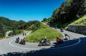 «Тур мечты – 2017» на Ducati