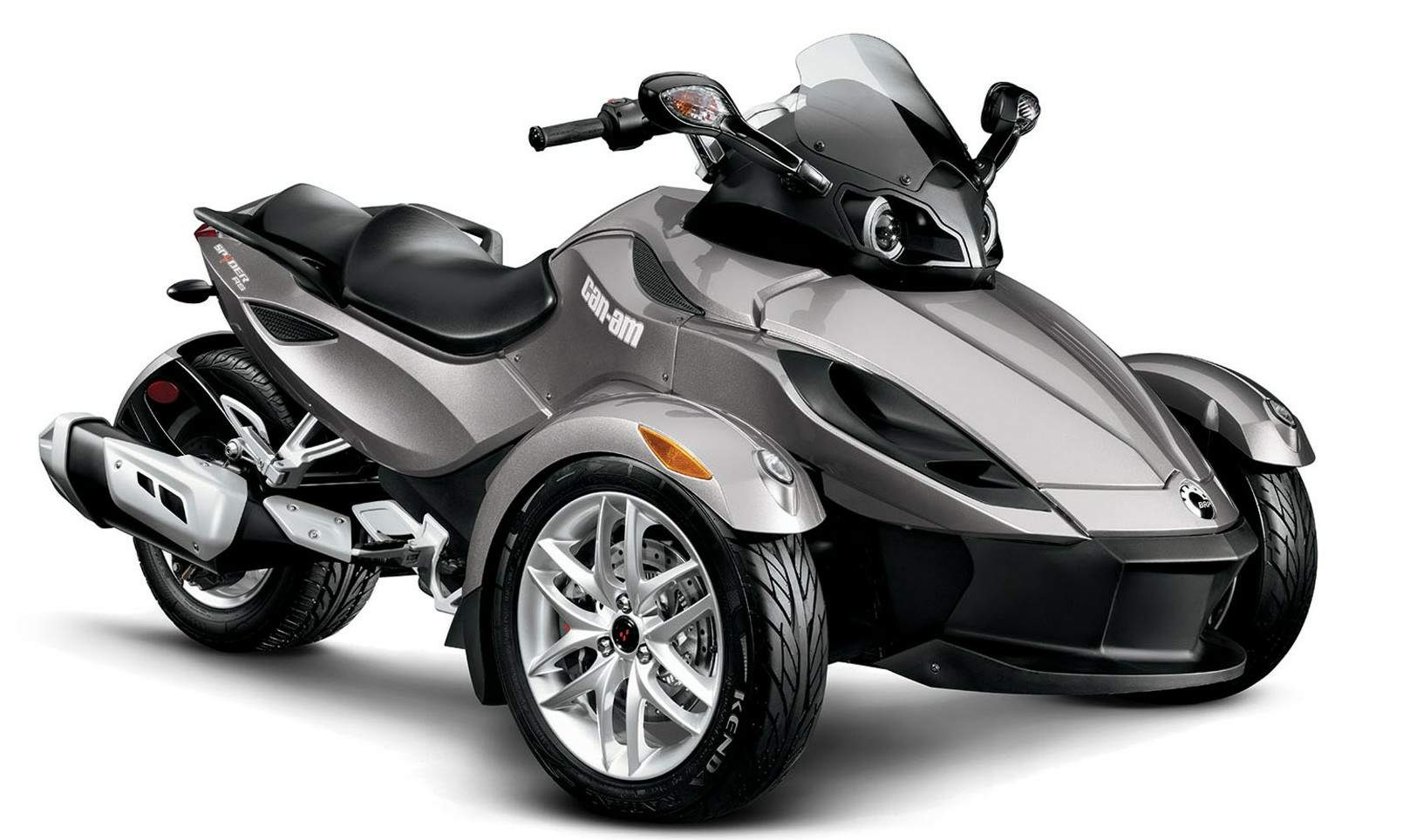 BRP Can Am Spyder RS 13