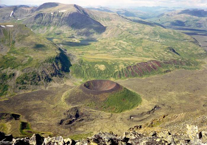 Экстремал из Красноярска отправится к Тункинским вулканам в Бурятии