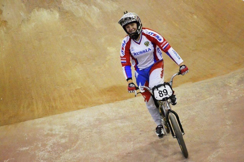 Бондаренко стала второй в общем зачёте Кубка Европы по велоспорту-BMX