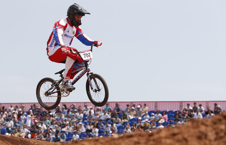чемпионат Европы BMX