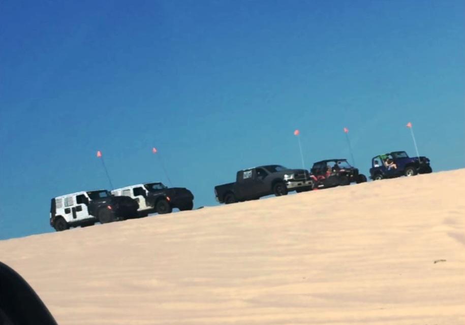 Шпионское видео нового Jeep Wrangler