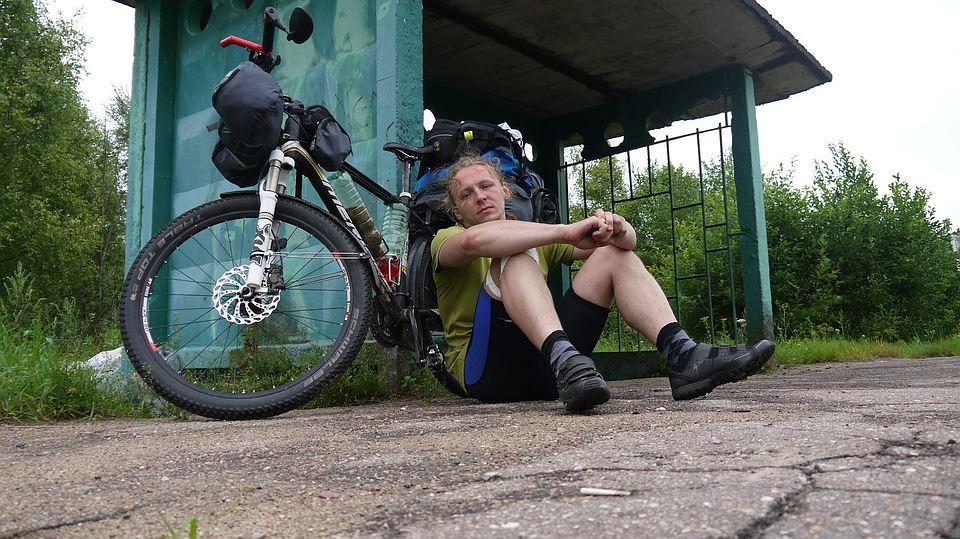 Из Санкт-Петербурга в Новосибирск на велосипеде