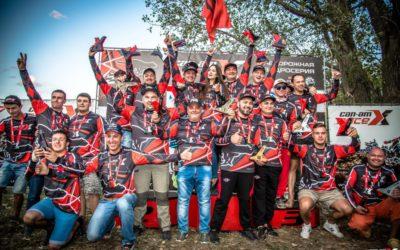 В Астрахани прошел заключительный этап Can-Am X Race 2017
