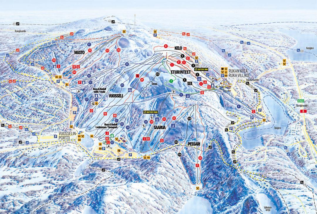 8 советов для отдыхающих на горнолыжных курортах 46