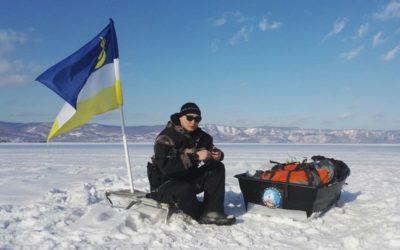 Российский экстремал планирует в одиночку пересечь Антарктиду