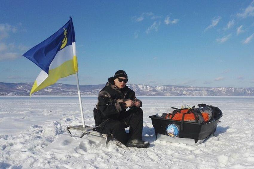 путешественник-экстремал Роман Шалтагачев