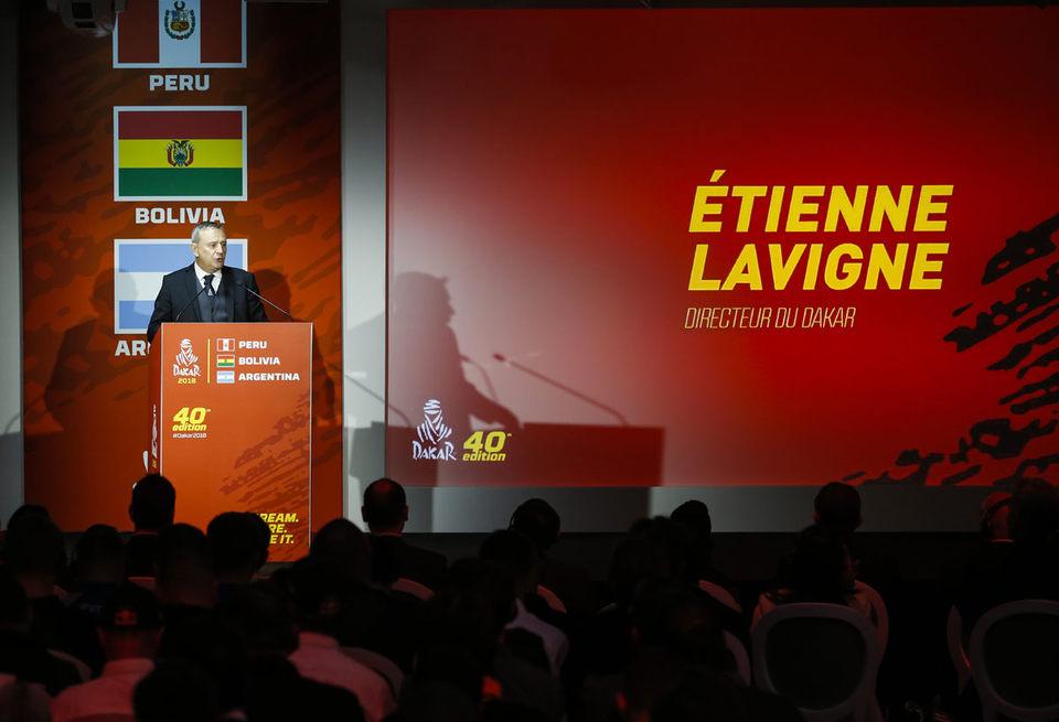 Организаторы официально представили маршрут «Дакара-2018»