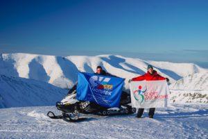 600 километров за 6 дней за полярным кругом