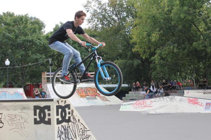 Три BMX-велодрома откроют в Москве