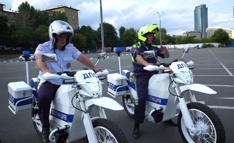 Электромотоциклы Иж этой весной поступят в войска РФ