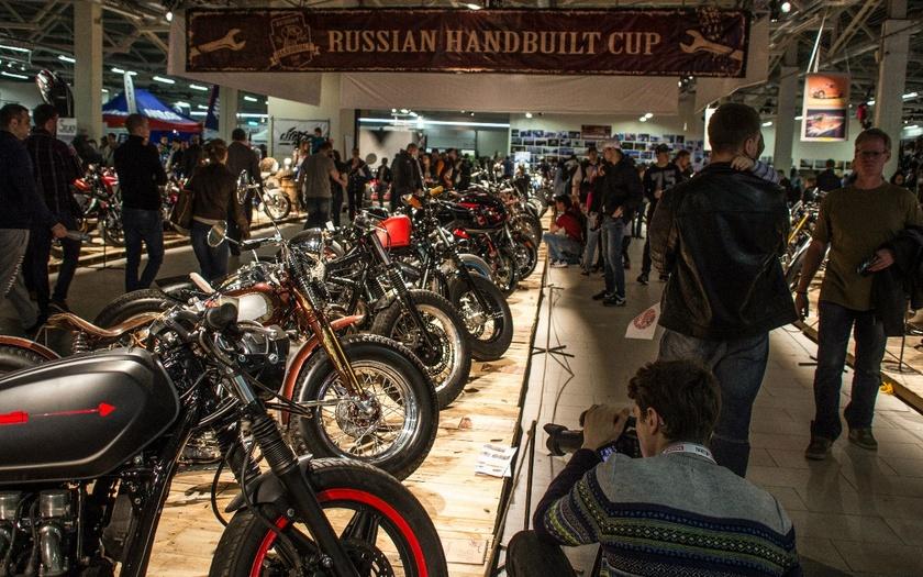 Мотовыставка IMIS пройдет в Санкт-Петербурге