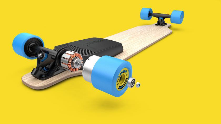 Набор Mellow Drive для электрического скейтборда