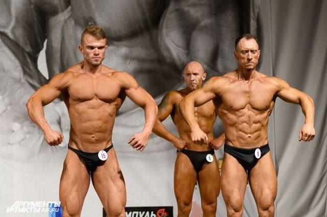 чемпионат по бодибилдингу и фитнес-бикини в Оренбурге