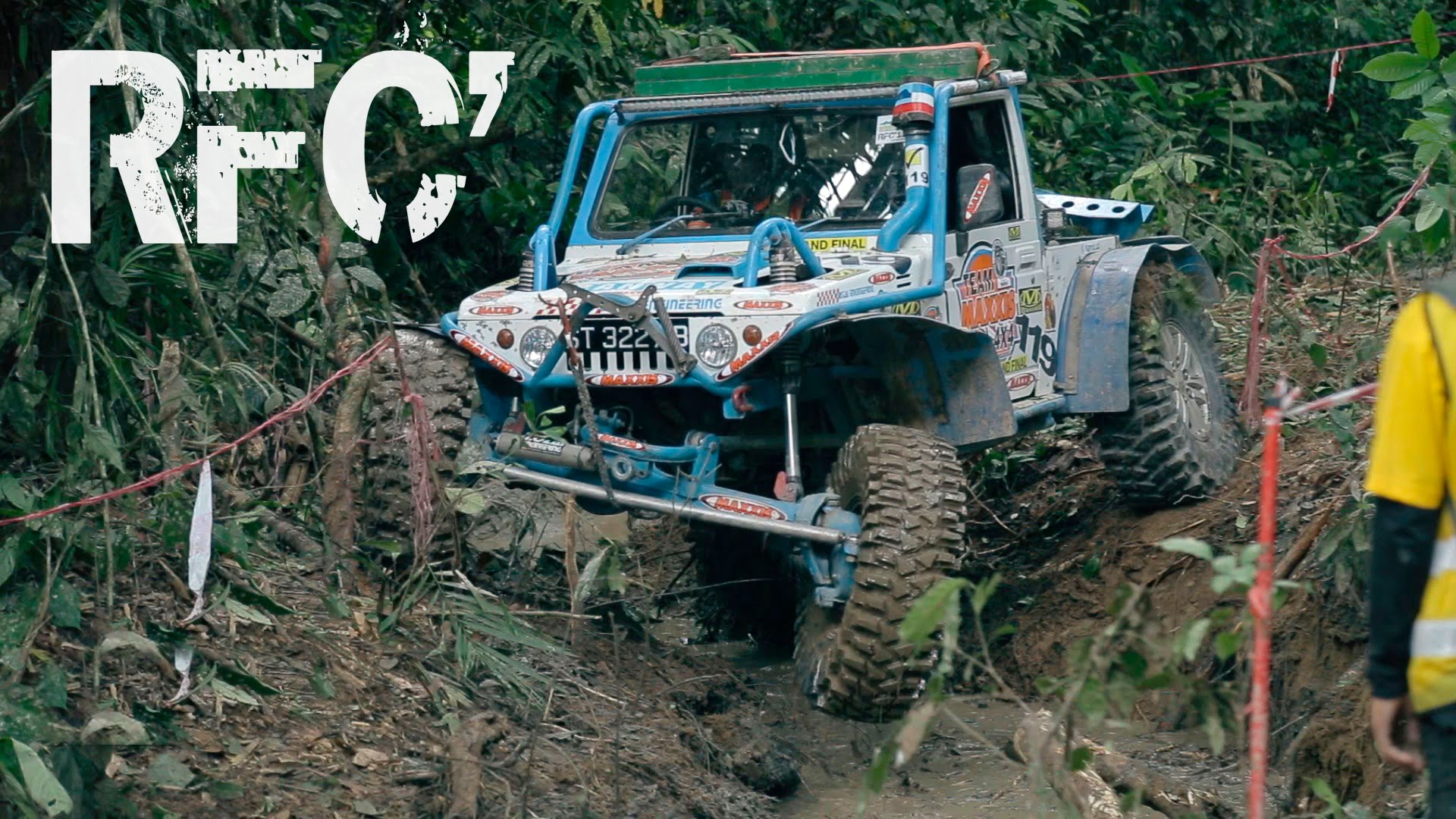 RainForest Challenge (RFC)