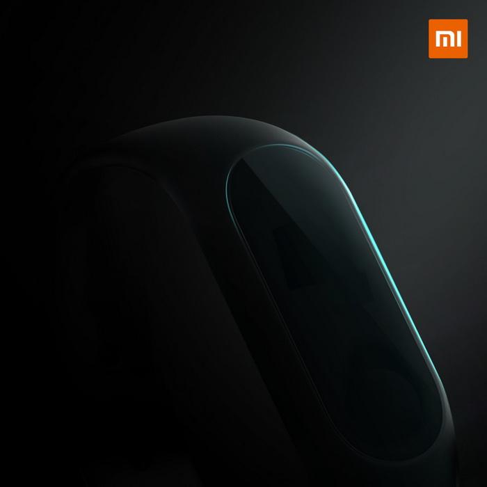 Xiaomi впервые показала Mi Band 3