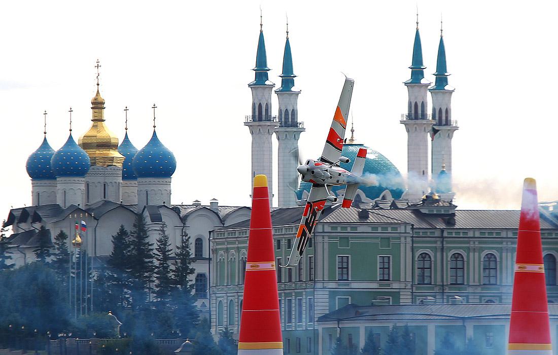 Red Bull Air Race-2018 в Казани