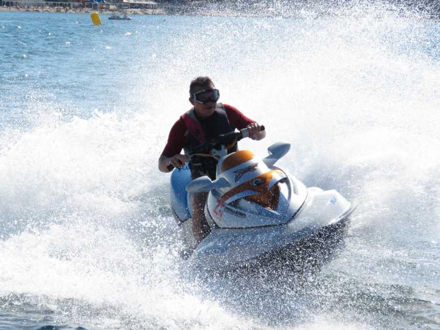 В Севастополе пройдут гонки аквабайкеров