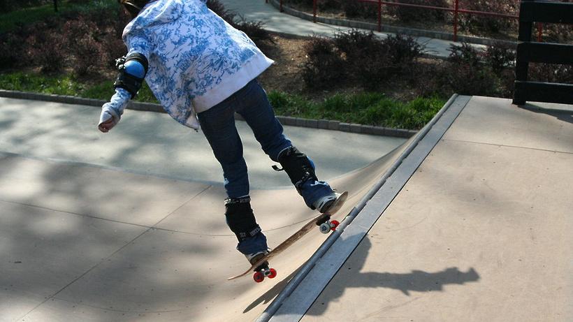 В Люберцах проведут мастер-класс по скейтбордингу