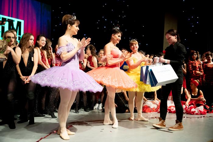 В Останкино прошел XIII фестиваль Dance X-Motion