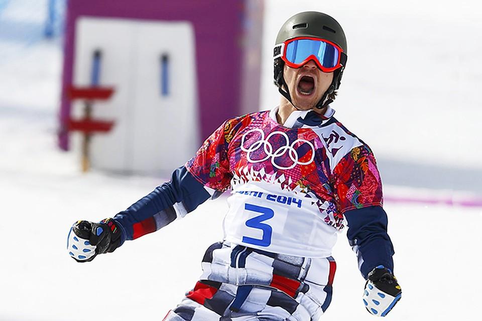 Двукратный олимпийский чемпион по сноуборду Вик Уайлд