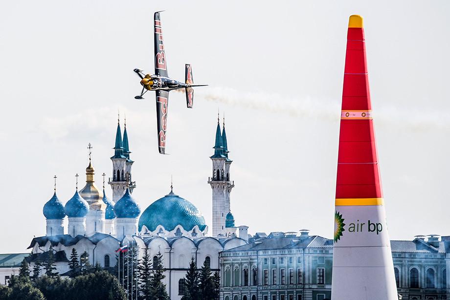 Казань снова примет авиагонки Red Bull Air Race