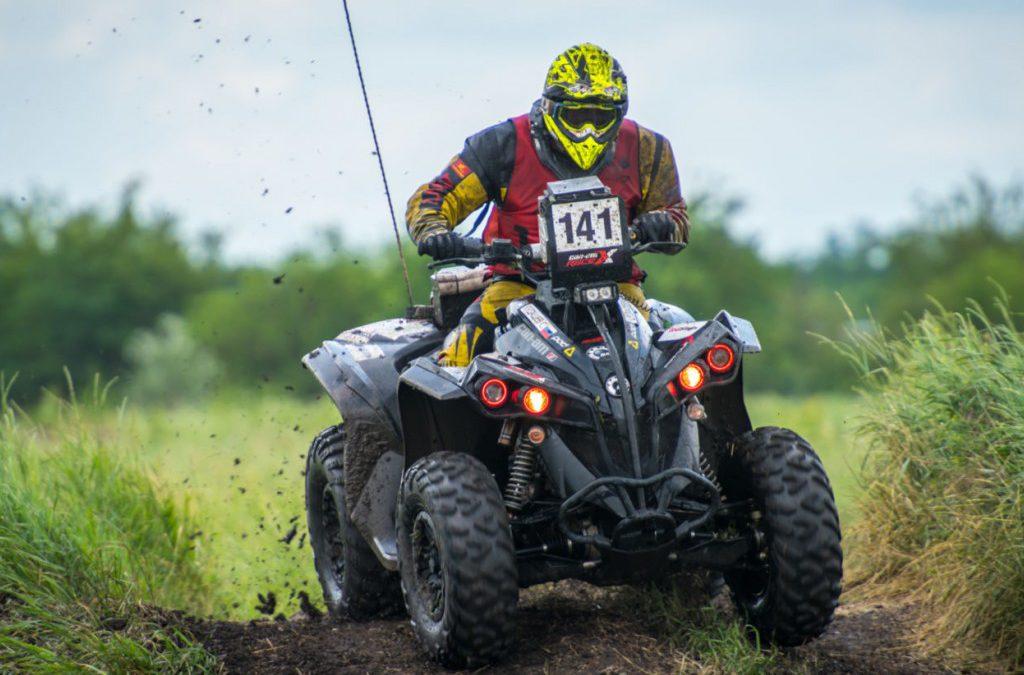 В Татарстане прошел 1 этап Can-Am X Race 2019