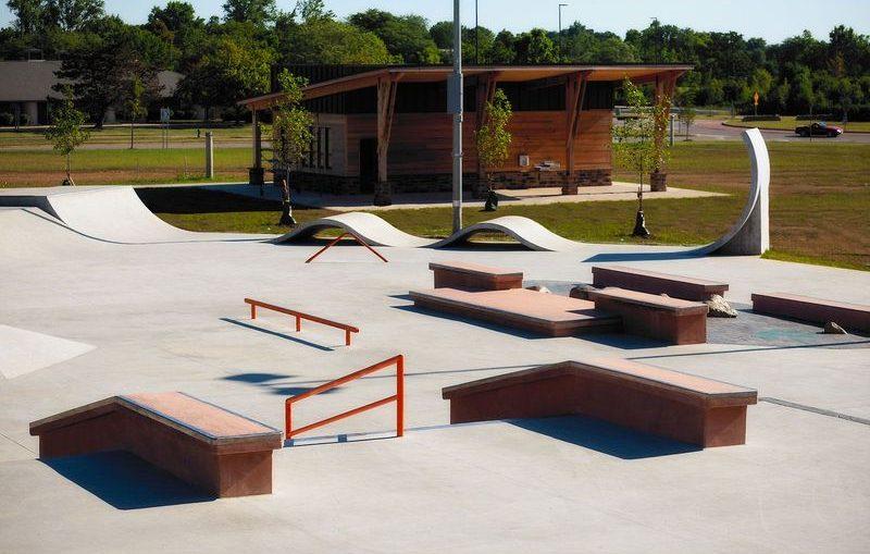 На востоке Москвы откроется крупный скейт-парк