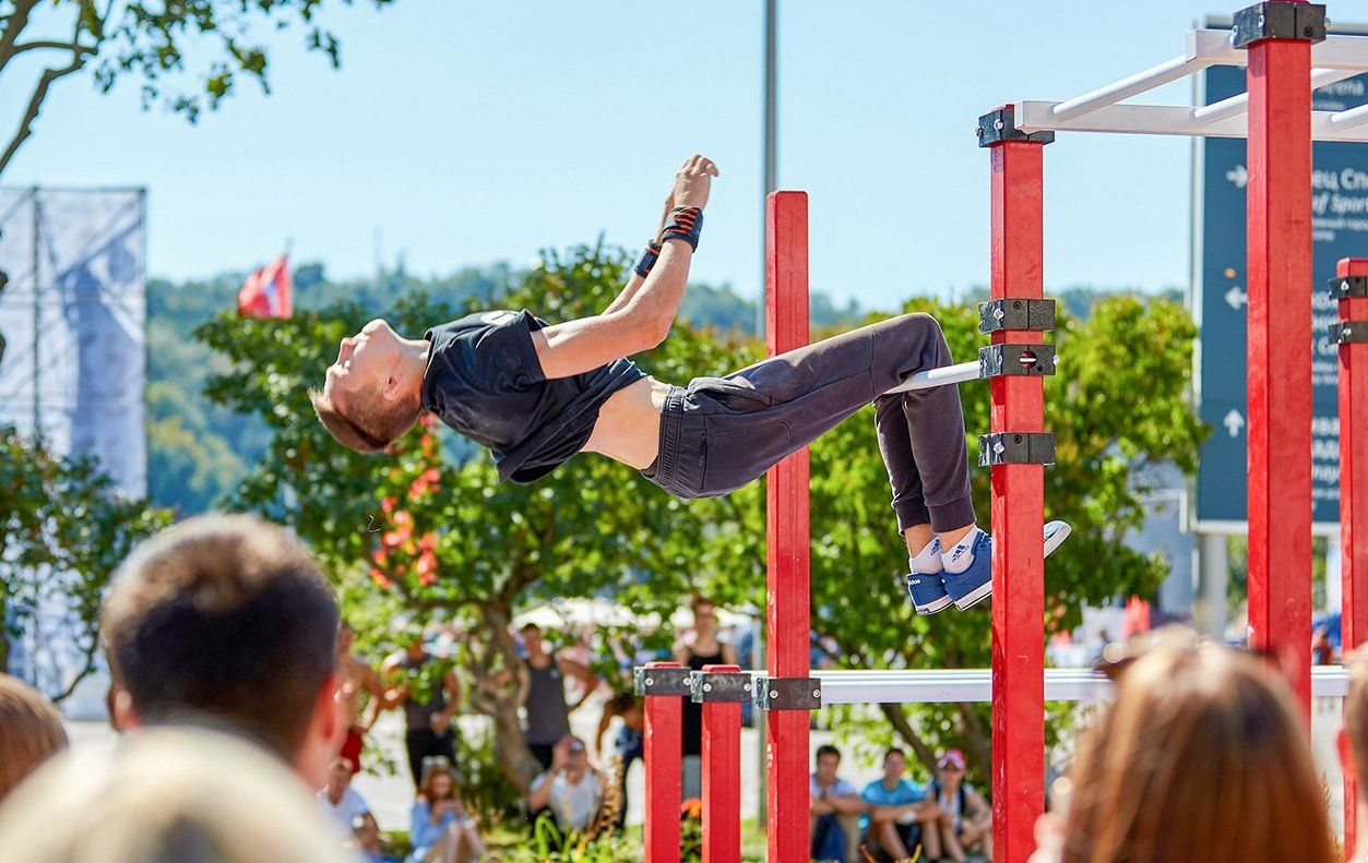 Moscow Fitness Fest